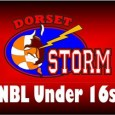 Dorset Storm Under 16s wil be on the road this weekend at the head off to play Team Gloster Jets.