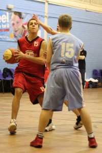 Dorset Storm Basketball Club Under 14s South West Regional League 4th February 201218