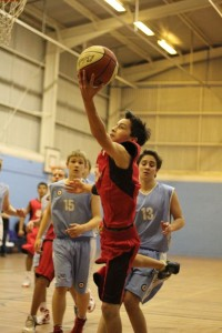 Dorset Storm Basketball Club Under 14s South West Regional League 4th February 201207