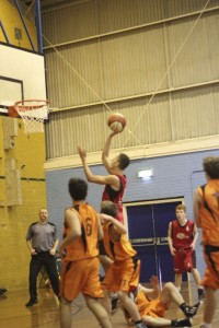 Dorset Storm Basketball Club NBL Under 16s Preview versus Taunton I Febraury 2013 7