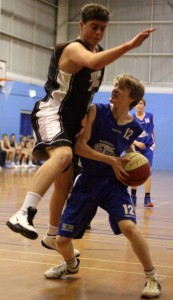 Dorset Storm Basketball Club SBL Under 16s 15th February 2013