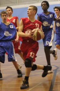 Dorset Storm Basketball Club Solent League Under 14s February 2013 2
