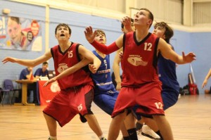 Dorset Storm Basketball Club Under 16s NBL 2nd March Stroud 1