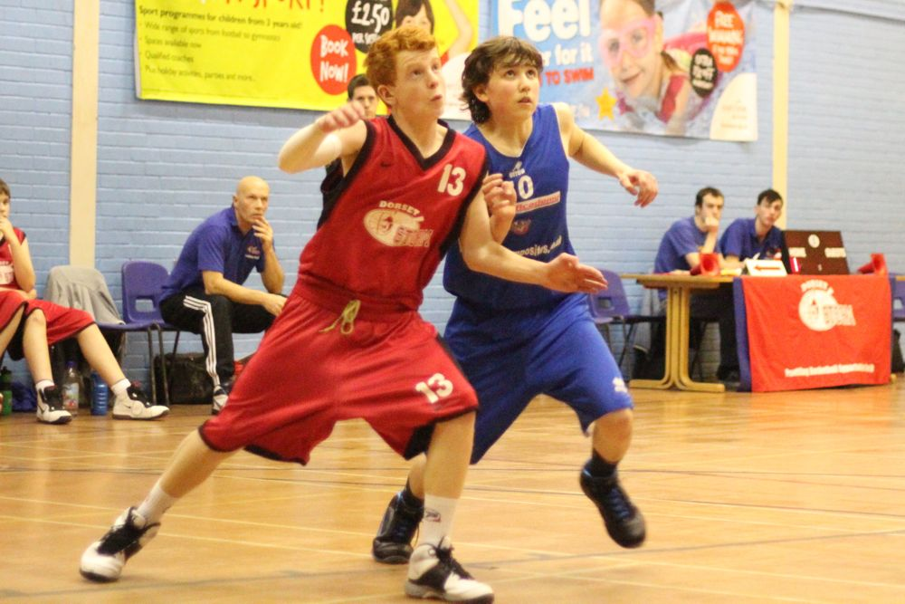 Dorset Storm Basketball Club Under 16s NBL 2nd March Stroud 2