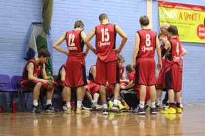 Dorset Storm Basketball Club Under 16s NBL 2nd March Stroud