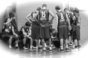 Dorset Storm Basketball Club Under 16s National League Preview versus Swindon March 2013 1
