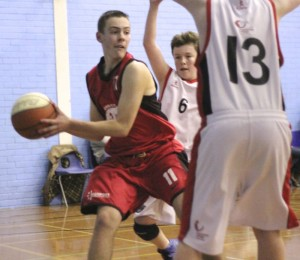Dorset Storm Basketball Club Under 16s National League Preview versus Swindon March 2013 2