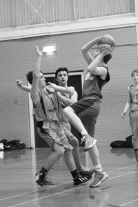 Dorset Storm Basketball Club Under 16s National League Preview versus Swindon March 2013