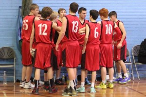 Dorset Storm Basketball Club National League Under 16s Preview vs Stroud November 2013 1