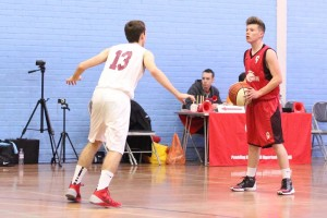 Dorset Storm Basketball Club National League Under 16s versus Cardiff 23rd November 201315
