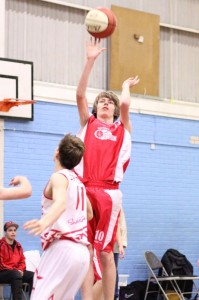 Dorset Storm Basketball Club Solent League Under 16s Friday 22nd November 201314