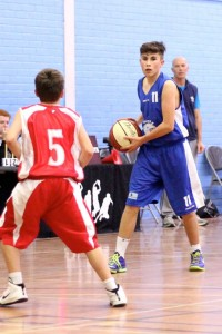 Dorset Storm Basketball Club Solent League Under 16s Friday 22nd November 201327
