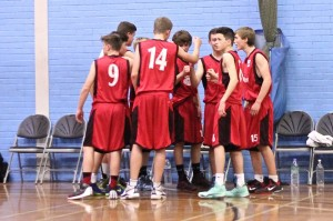 Dorset Storm Basketball Club National League Under 16s versus Stroud 30th November 201301