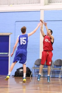 Dorset Storm Basketball Club National League Under 16s versus Stroud 30th November 201314