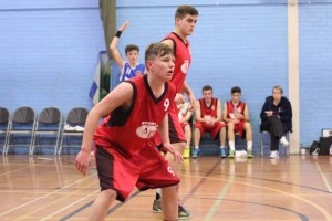 Dorset Storm Basketball Club National League Under 16s versus Stroud 30th November 201334