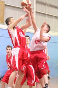Dorset Storm Basketball Club Solent League Under 14s Friday 13th December 201342