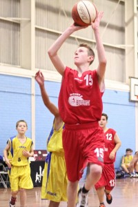 Dorset Storm Basketball Club Solent League Under 14s Friday 29th November 201306