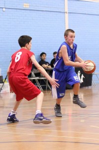 Dorset Storm Basketball Club Solent League Under 14s Friday 29th November 201338