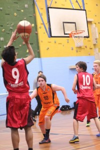 Dorset Storm Basketball Club South West Regional League Under 16s Saturday 30th October 201307