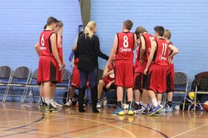 Dorset Storm Basketball Club South West Regional League Under 16s Saturday 30th October 201308