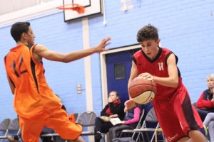 Dorset Storm Basketball Club South West Regional League Under 16s Saturday 30th October 201322