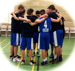 Dorset Storm Basketball Club Under 16s National League versus Gloster Jest December 2013 5