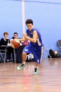 Dorset Storm Basketball Club Under 16s National League versus Gloster Jets December 20133