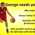 This Saturday the Under 18s National League side take to the court at Rossmore Leisure Centre for the first time this season. They will be looking to build on last […]