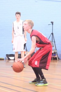 Dorset Storm Basketball Club National League Under 16s versus Plymouth November 20141
