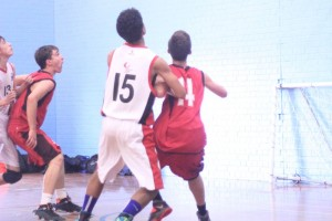 Dorset Storm Basketball Club National League Under 16s versus Plymouth November 20142