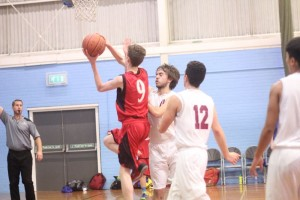Dorset Storm Basketball Club National League Under 16s versus Plymouth November 20143