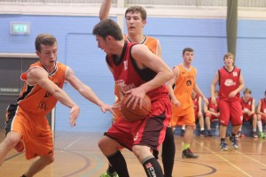 Dorset Storm Basketball Club National League Under 18s versus Cardiff3