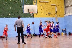 Dorset Storm Basketball Club  National League Under 16s versus Bristol II November 2015 - 1