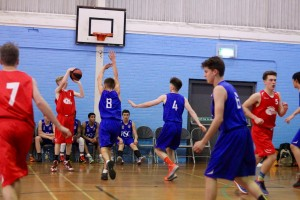 Dorset Storm Basketball Club  National League Under 16s versus Bristol II November 2015 - 4