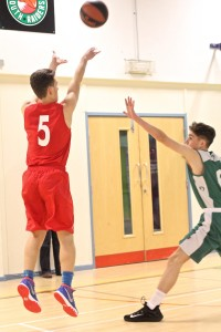 Dorset Storm Basketball Club National League Under 16s versus Plymouth October 2015 - 1