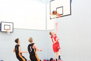 Dorset Storm Basketball Club National League Under 16s versus Dorchester December 2015 1 - 2