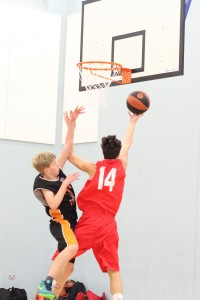 Dorset Storm Basketball Club National League Under 16s versus Dorchester December 2015 1 - 3