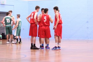 Dorset Storm Basketball Club National League Under 16s versus Plymouth February 2016  - 2