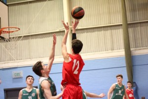 Dorset Storm Basketball Club National League Under 16s versus Plymouth February 2016  - 3