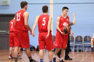 Dorset Storm Basketball Club National League Under 16s versus Plymouth February 2016  - 4