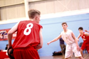 Dorset Storm Basketball Club National League Under 16s versus Somerset January 2016 2 - 1