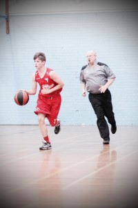 Dorset Storm Basketball Club National League Under 16s versus Somerset January 2016 3 - 1