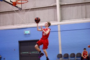Dorset Storm Basketball Club National League Under 16s versus Dorchetser March 2016 - 2