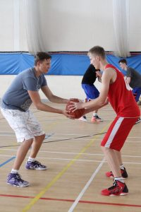 Dorset Storm Basketball Club Summer Camp 2016 - Pre-season - 1