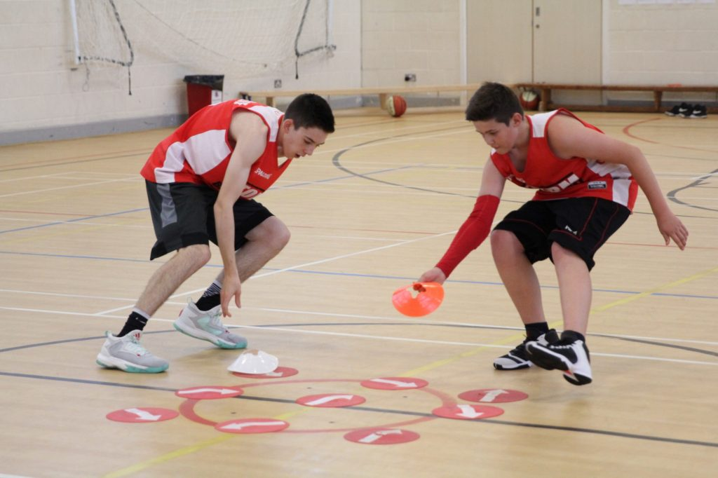 Dorset Storm Basketball Club Summer Camp 2016 - Pre-season - 2