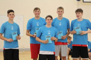 Dorset Storm Basketball Club Summer Camp 2016 - Pre-season - 4