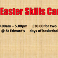 Please find details below for our first Easter Skills Camp. Date: Tuesday 18th April & Wednesday 19th April Time: 9.00am – 5.00pm Location: St Edward's School Cost: £30.00 Age group: […]