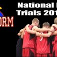 We are pleased to be able to confirm the details of our 2017 National League trials for our Under 16 and Under 18 teams.