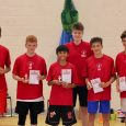 Dorset Storm Junior Summer Camp 2017 Award Winners